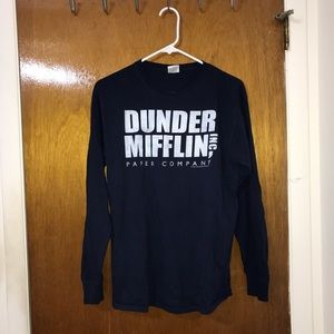 Dunder Mifflin Long Sleeve